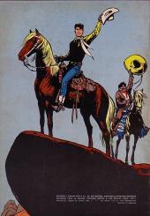 Verso de Jerry Spring -14- Les broncos du Montana