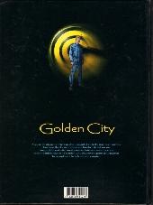 Verso de Golden City -2- Banks contre Banks
