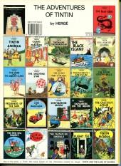 Verso de Tintin (The Adventures of) -12e1996- Red Rackham's Treasure