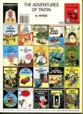 Verso de Tintin (The Adventures of) -21d- The Castafiore Emerald