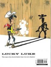 Verso de Lucky Luke (en anglais) -840- Phil Wire