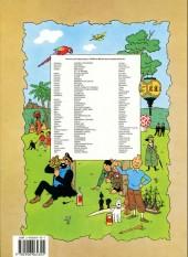 Verso de Tintin (en langues régionales) -7Gallo- Sus l'île naire