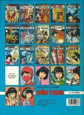 Verso de Yoko Tsuno -3b86- La forge de Vulcain