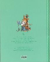 Verso de La famille Passiflore -2- La chorale