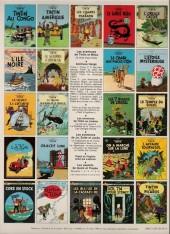 Verso de Tintin (Historique) -17C4Ter- On a marché sur la lune