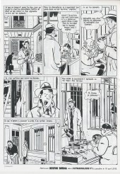Verso de L'Étrangleur - Nestor Burma -5- Boulevard... Ossements (2)