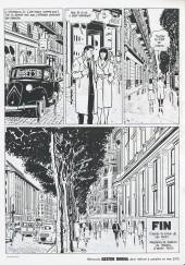 Verso de L'Étrangleur - Nestor Burma -6- Boulevard... Ossements (3)