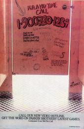 Verso de New Mutants (The) (1983) -18- Death-hunt