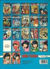 Verso de Yoko Tsuno -4b86- Aventures électroniques