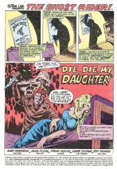 Verso de Marvel Spotlight Vol 1 (1971) -7- Die, die, my daughter