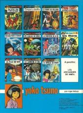 Verso de Yoko Tsuno -9a82- La fille du vent
