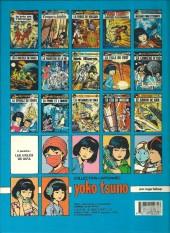 Verso de Yoko Tsuno -13a86- Les archanges de Vinéa
