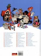 Verso de Spirou et Fantasio -17i13- Spirou et les hommes-bulles