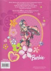 Verso de Barbie (Jungle) -1- Enquête au château