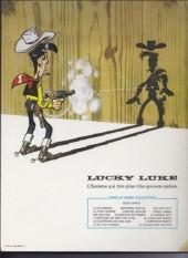 Verso de Lucky Luke -38b81- Ma Dalton