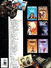 Verso de Spirou et Fantasio -44b01- Le rayon noir