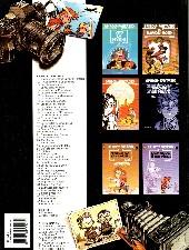 Verso de Spirou et Fantasio -45a2002- Luna fatale