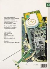 Verso de Largo Winch -1a95- L'héritier