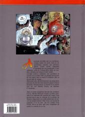 Verso de Aria -35- Le pouvoir des cendres