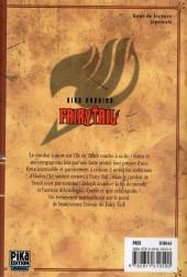 Verso de Fairy Tail -30- Tome 30