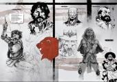 Verso de Horacio d'Alba -2TT- Le roi soldat
