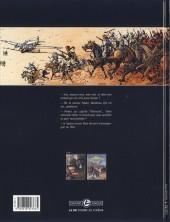 Verso de L'Œil des dobermans -2- L'ombre des chiens