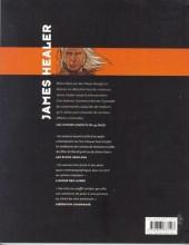 Verso de James Healer - Tome INT