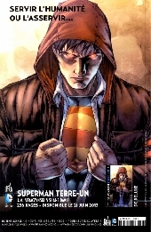 Verso de Batman Saga -13- Numéro 13