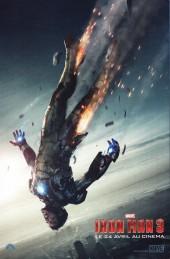 Verso de Iron Man Hors-Série -1- Iron Man 3 : le Prologue du film - Prélude
