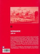 Verso de Normandie juin 44 -5- Juno beach / Dieppe