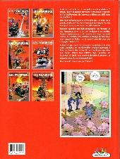 Verso de Les pompiers -2a2006- Hommes au foyer