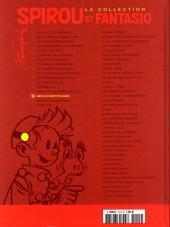 Verso de Spirou et Fantasio - La collection (Cobra) -15- Qrn sur bretzelburg