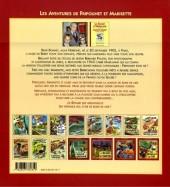Verso de Fripounet et Marisette -1b- Le repaire des grenouilles