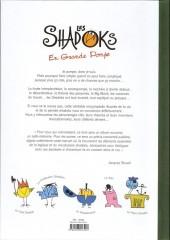 Verso de Les shadoks -9FL- En grande pompe