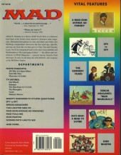 Verso de Mad (divers) -05- Mad about the sixties