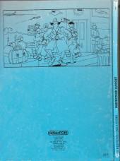 Verso de Inspecteur Gadget (2e série - Éditions de la Page Blanche) -1- Le monstre du Lockness