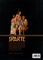 Verso de Sparte -2- Ignorer toujours la douleur