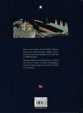 Verso de Mystères et secrets du Titanic