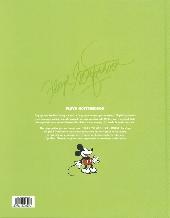 Verso de Mickey Mouse (L'âge d'or de) -7- Iga biva, l'homme du futur et autres histoires (1946 - 1948)