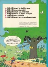 Verso de Sibylline -2a1979- Sibylline en danger