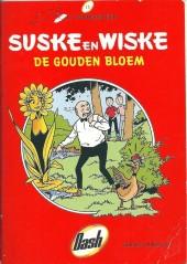 Verso de Bob et Bobette (Publicitaire) -Da15- La fleur d'or