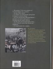 Verso de On a tué Wild Bill - Tome a
