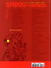Verso de Spirou et Fantasio - La collection (Cobra) -16- Panade à Champignac