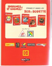 Verso de Bob et Bobette (Publicitaire) -Ca5- Les Macrâlles Macabres