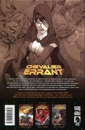 Verso de Star Wars - Chevalier errant -3- Evasion