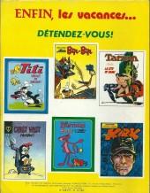 Verso de Bugs Bunny (Magazine Géant - 2e série - Sagédition) -28- Numéro 28