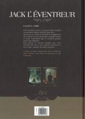Verso de Jack l'éventreur (Debois/Poupard) -2- Le protocole Hypnos