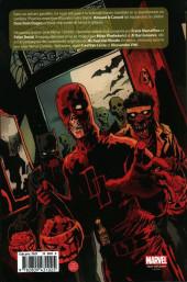 Verso de Marvel Zombies -9- Opération destruction