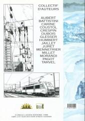 Verso de Agathe et Lucas -HS- Le mystérieux voyageur