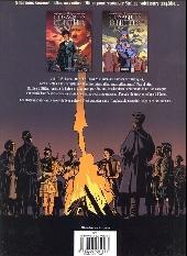 Verso de Les cosaques d'Hitler -1- Macha